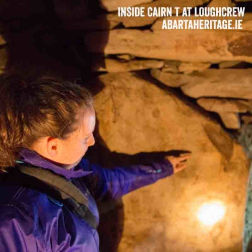 Cairn T Loughcrew Boyne Valley Audio Guide