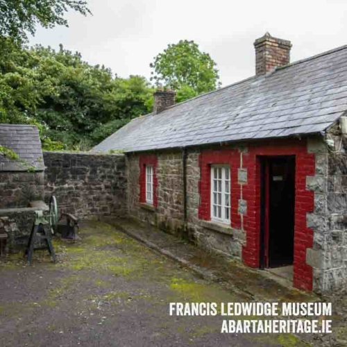Francis Ledwidge Museum Boyne Valley Audio Guide