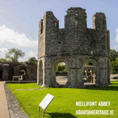 Mellifont Abbey Boyne Valley Audio Guide