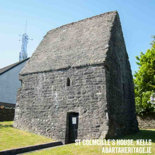 St Colmcilles House Kells Boyne Valley Audio Guide