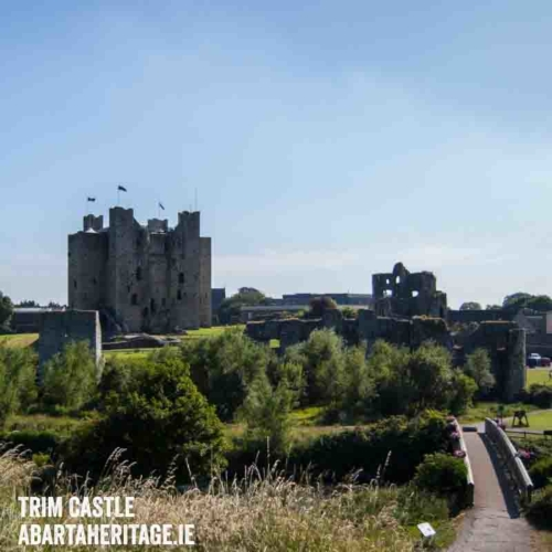 Trim Castle Boyne Valley