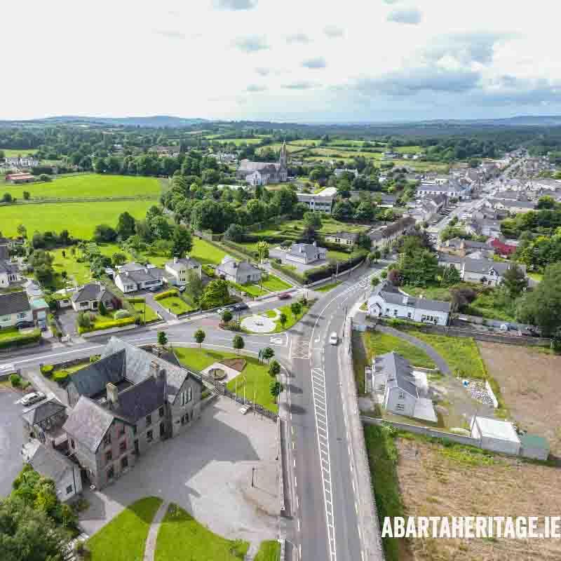 Abbeyleix Heritage Town Audio Guide