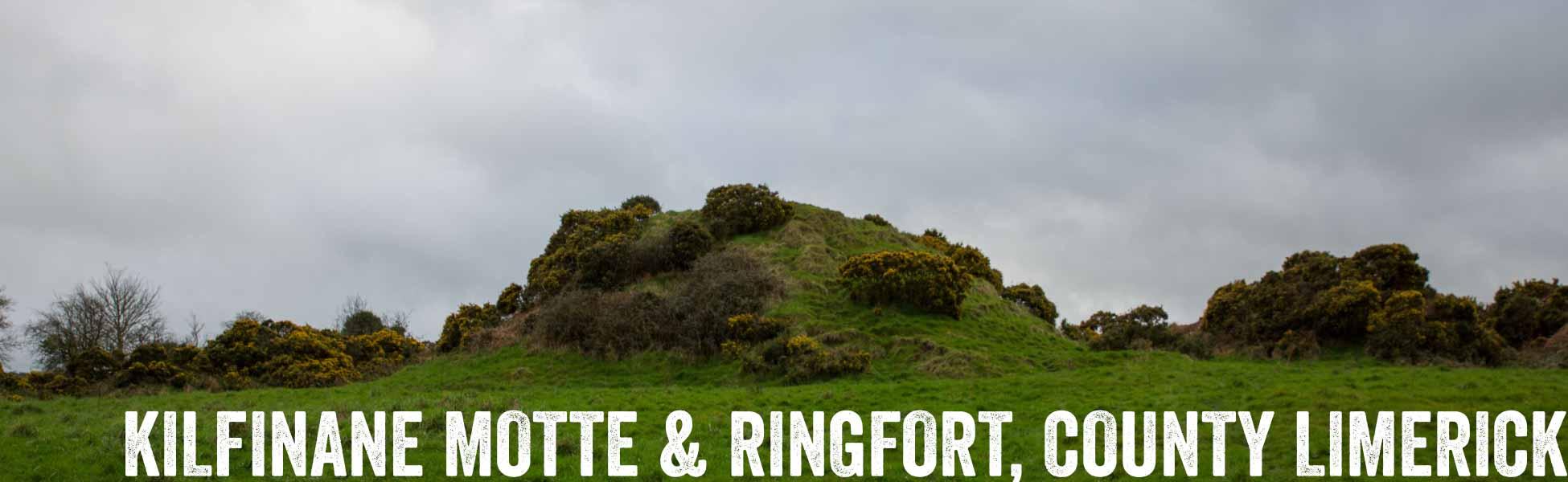 Kilfinane Motte County Limerick