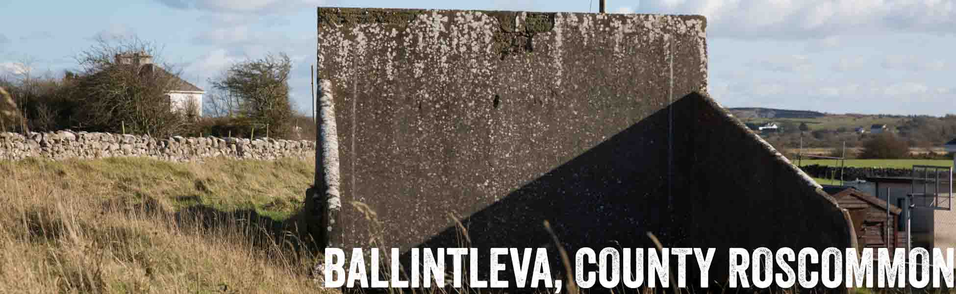 Ballintleva County Roscommon Adopt a Monument Ireland