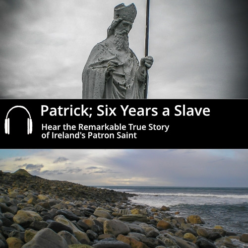 St Patrick Audio book