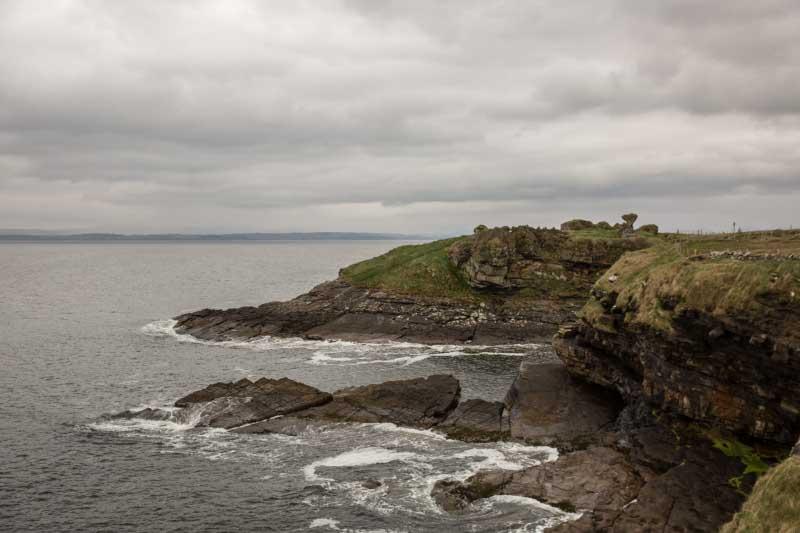 Kilbarron Castle Creevy Donegal