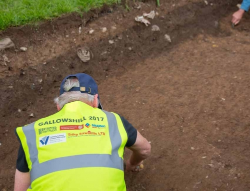 Gallows Hill Dungarvan Archaeology Dig