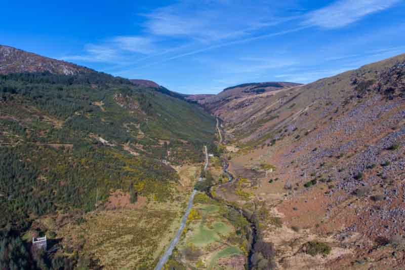 Glenmalure Valley Wicklow