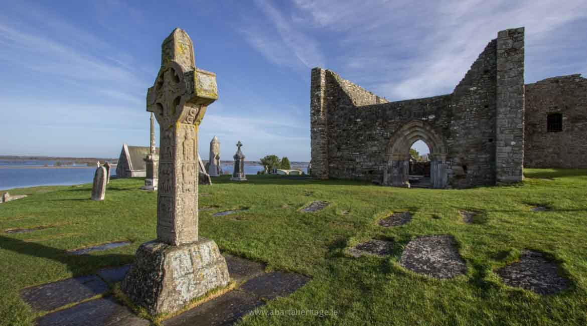 Irelands Ancient East Clonmacnoise