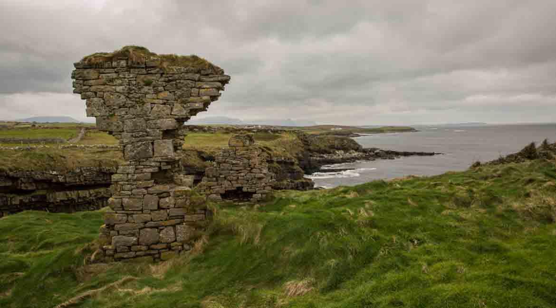 Kilbarron Castle County Donegal