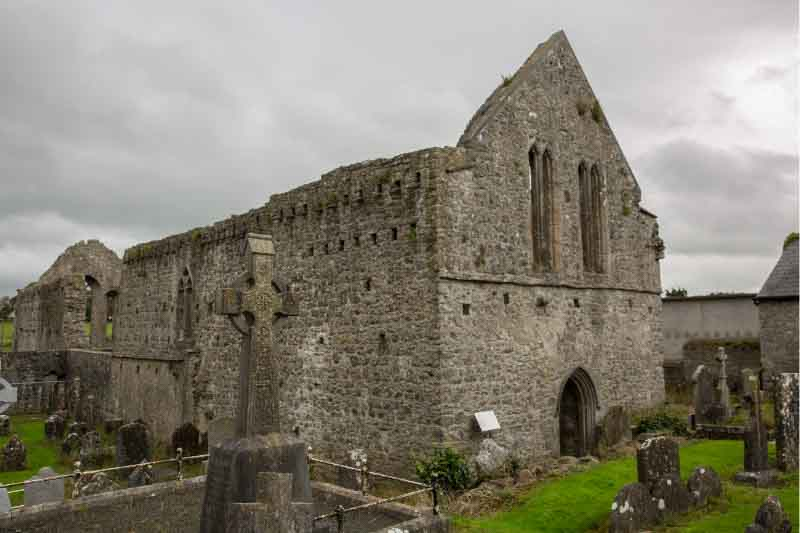 Buttevant Heritage Trail Franciscan Friary