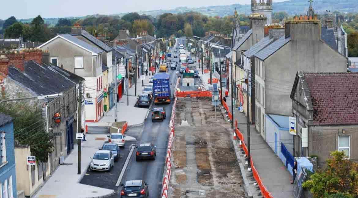 Buttevant Heritage Trail Stories from Above and Below
