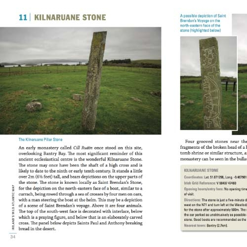 Wild Atlantic Way Guidebook Sample Page 2