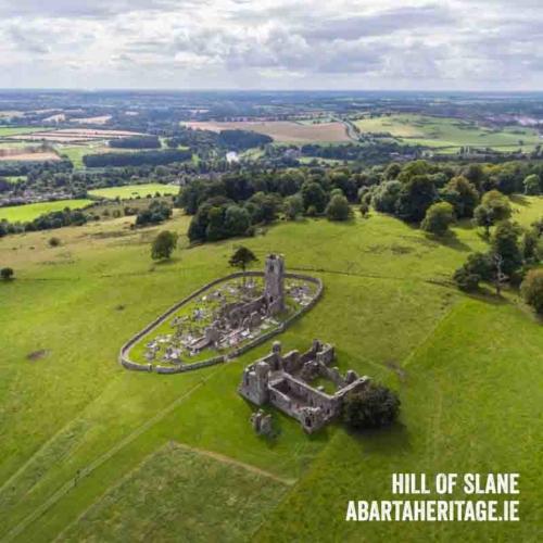 Hill of Slane Boyne Valley Audio Guide