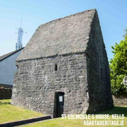 St Colmcilles House Kells Boyne Valley Audio Guide