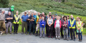 Glenmalure Adopt a Monument Ireland Group - Heritage Week Walk