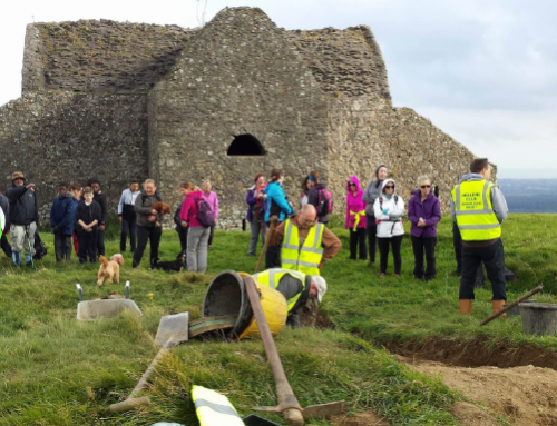 Hellfire Club Archaeological Project Week Two