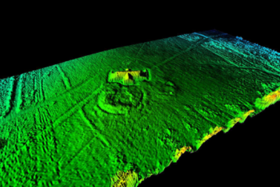 LiDAR Survey of the Hellfire Club and Mountpelier Hill