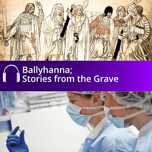 Ballyhanna Stories from the Grave Audio Book