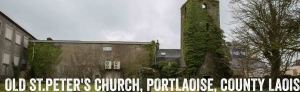 Old St Peters Church Portlaoise