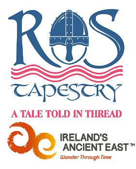Ros Tapestry Ireland's Ancient East
