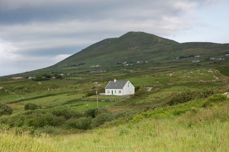 An Irish cottage along the Wild Atlantic Way Kerry