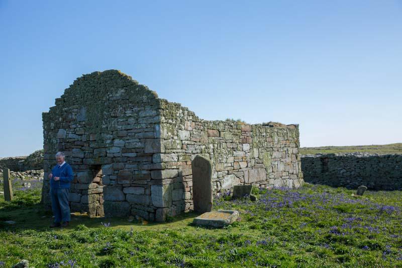 Keith Clarke of Inishmurray Island Trips