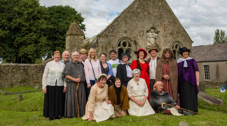 Adopt a Monument Ireland Church of the Rath Killeshandra