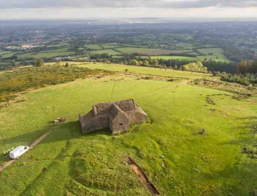 What is the Hellfire Club Archaeological Project