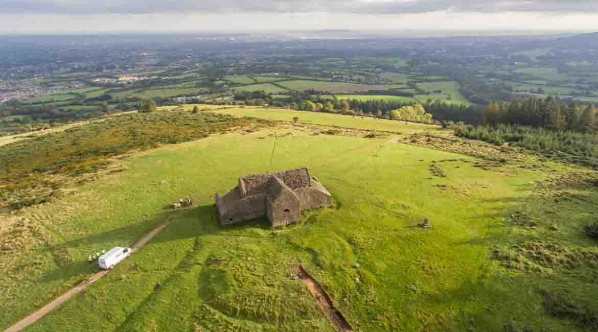 What is the Hellfire Club Archaeological Project?