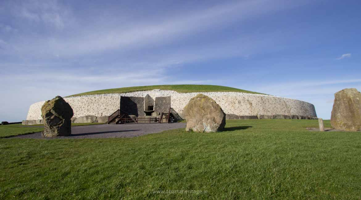 Irelands Ancient East Newgrange