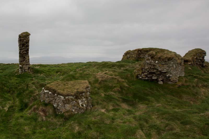 Kilbarron Castle Donegal