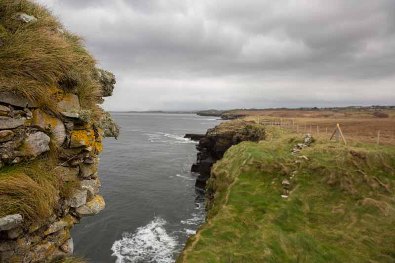 Kilbarron Castle Wild Atlantic Way