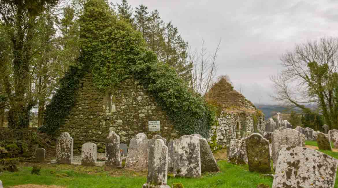 Knockboy Medieval Church Waterford