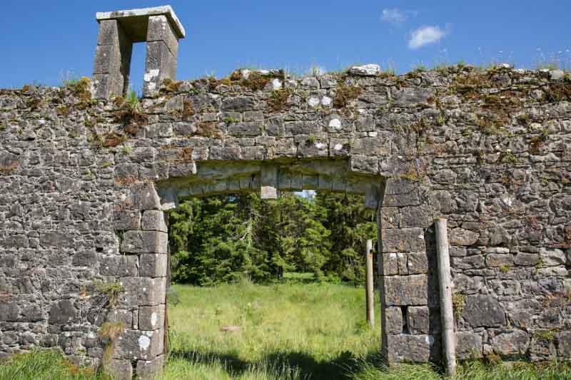 Mountbellew Walled Garden