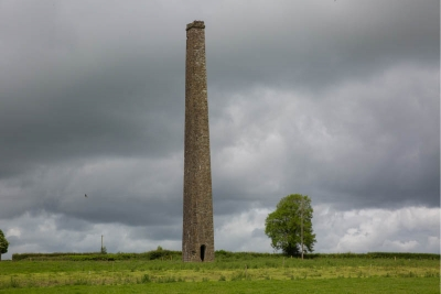 Earlshill Colliery and Powder House