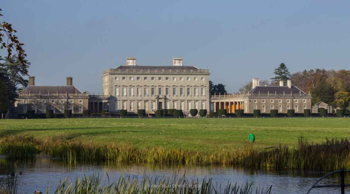 Castletown House a feature of the Celbridge Heritage Trail Audio Guide one of our popular town trails