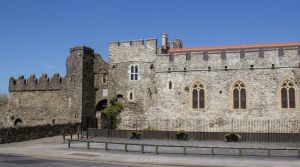 Discover the Story of Swords as you follow the town trails