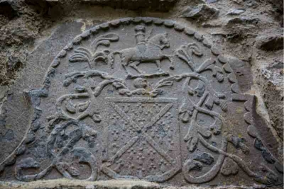 Buttevant Heritage Trail Coat of Arms