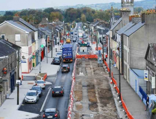 Creating the Buttevant Heritage Trail