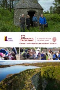 Adopt a Monument Manual Guidance for Community Archaeology Projects