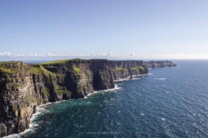 The breathtaking and Iconic Cliffs of Moher Wild Atlantic Way