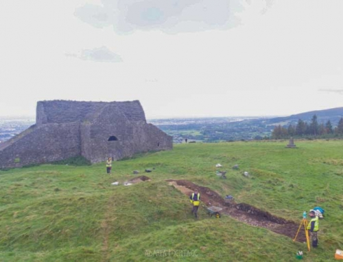 What did the Hellfire Club Archaeological Project Discover?