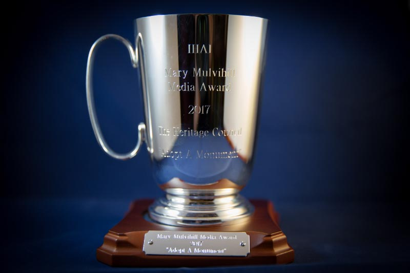 The Mary Mulvihill Award IHAI