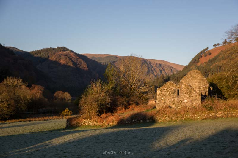 Wicklow Heritage Trails Project Glendalough