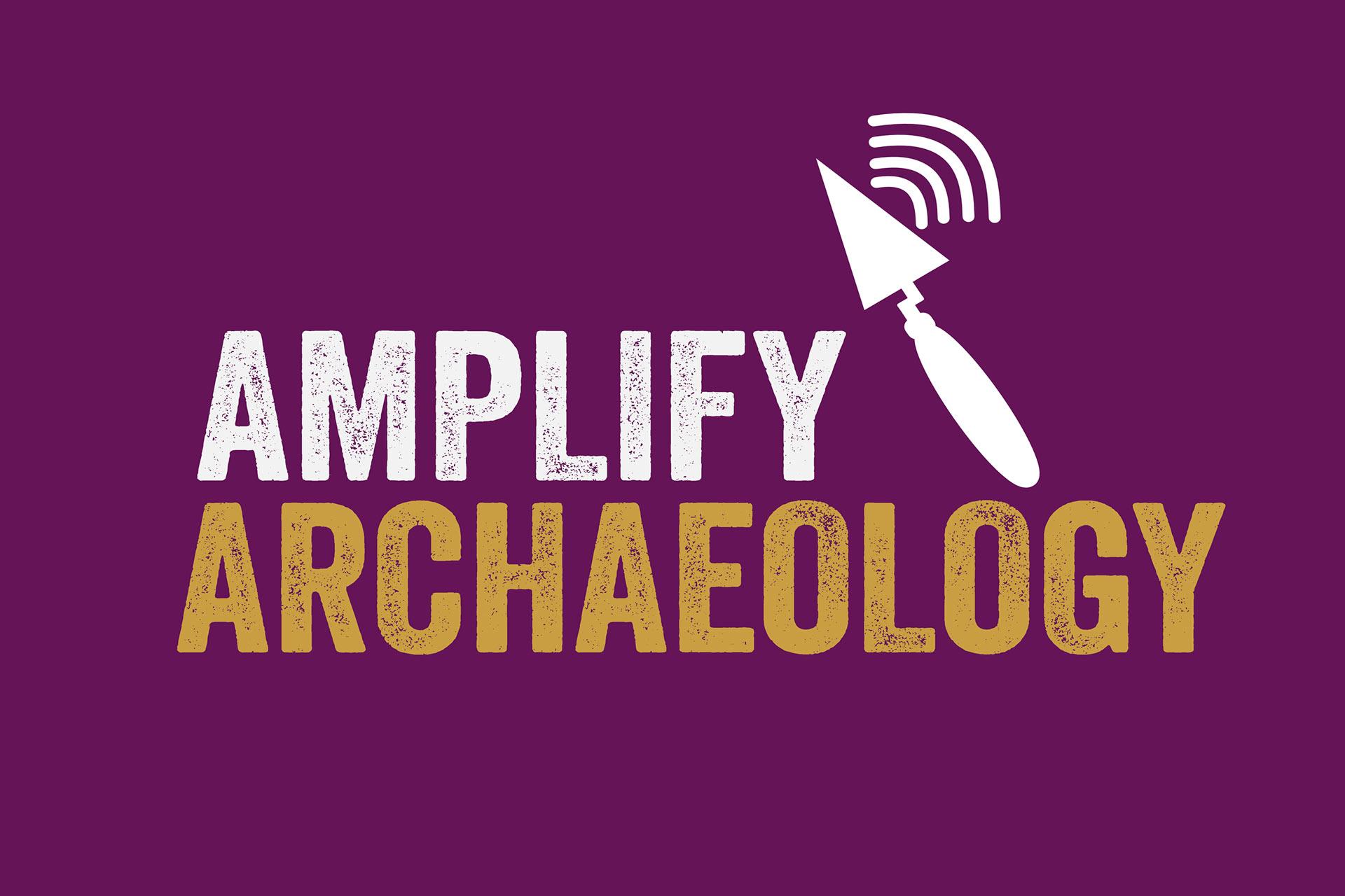 Amplify Archaeology logo