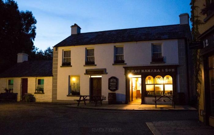 Bunratty Castle and Folk Park Storytelling Evening