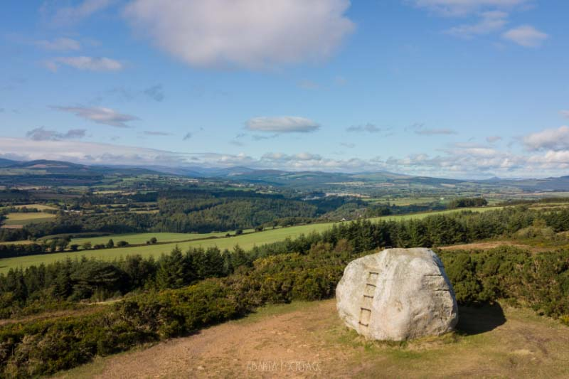 Wicklow Heritage Trails Mottee Stone