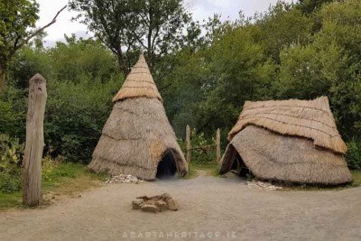 Mount Sandel Mesolithic Structures at Ferrycarrig National Heritage Park