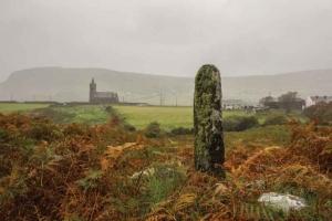 Glencolmcille where an annual Turas celebrates St Colmcille